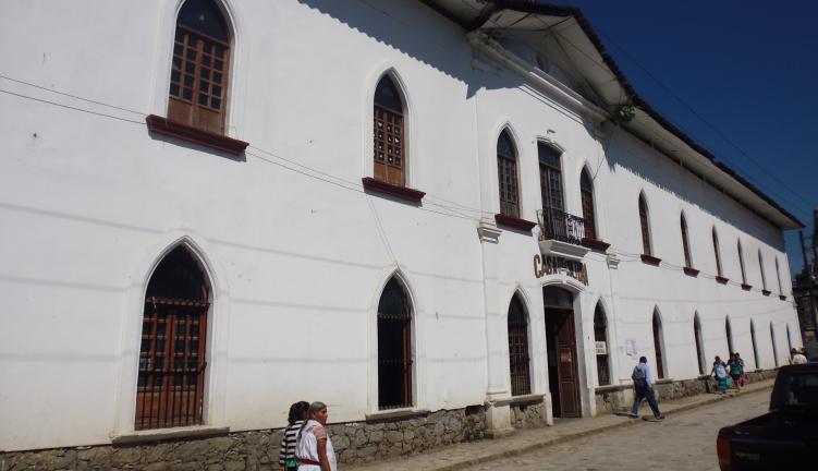 Casa de la Cultura de Cuetzalan